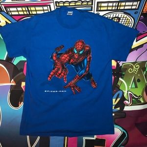Spider-Man T-shirt from the 2002 film.